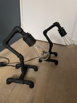 Lampes à poser industrielles