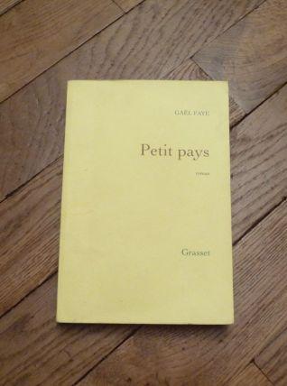 Petit Pays- Gael Faye- Grasset