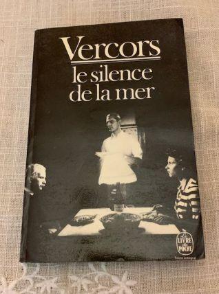 Le silence de la mer Vercors 1976 roman