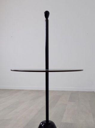 Table basse guéridon design A. Castiglioni Servomuto 360