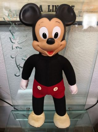 Poupée automate Mickey année 70