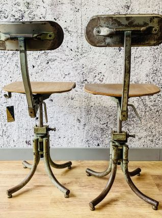 Chaises Biénaises