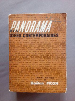 Panorama des idées contemporaines