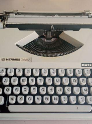 Machine à écrire Hermes Baby