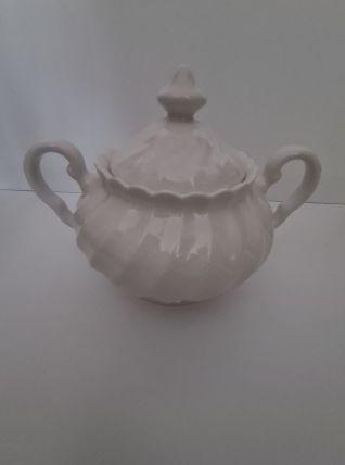 Pot à lait Porcelaine blanche La Maison de la Porcelaine