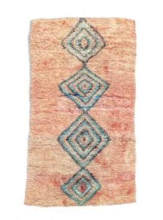 Tapis berbere boujaad125x235 cm