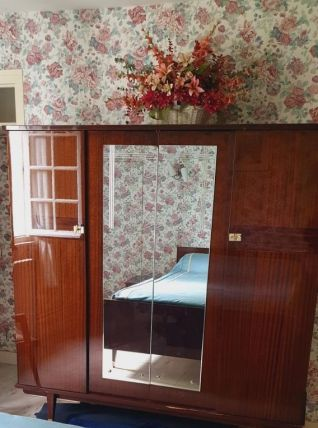 Chambre à coucher style vintage