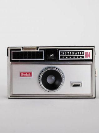 Kodak Instamatic 104 [POUR COLLECTION]