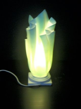 Lampe Georgia Jacob années 70