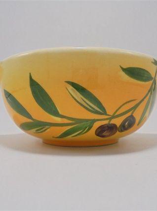Bol provençal à olives
