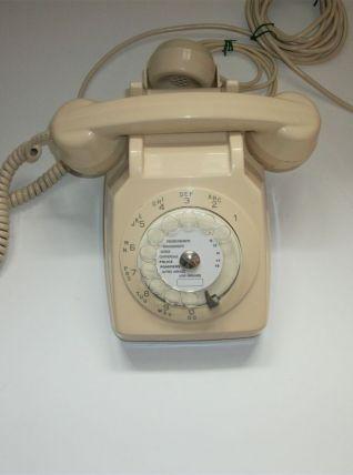 Téléphone  PTT Socotel S63 de 1983