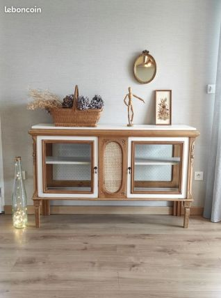 Buffet, enfilade style Shabby chic