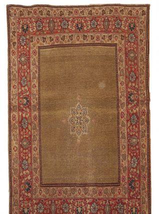 Tapis ancien Persan Tabriz fait main, 1B152