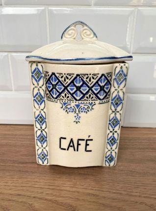 Pot à épice en Faïence