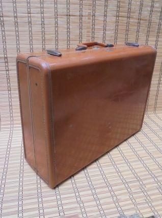 Ancienne valise de la marque Samsonite