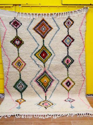 240x160cm Tapis berbere marocain