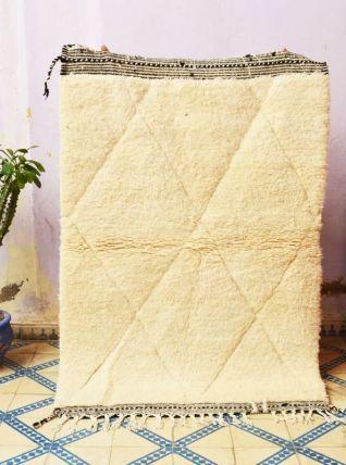 155x100cm Tapis berbere marocain