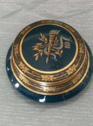 Petit coffret à bijoux en céramique