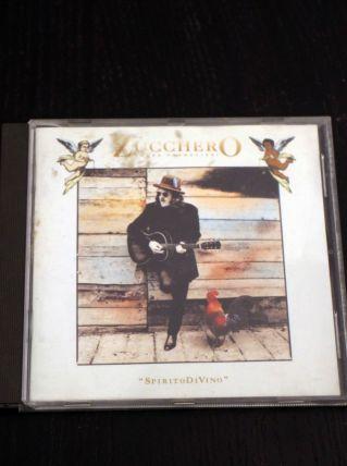 "Album Zucchero ""Spirito divino"" de 1995"