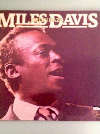 Vinyle pas cher de Miles Davis