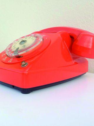 Téléphone vintage Socotel modèle S63