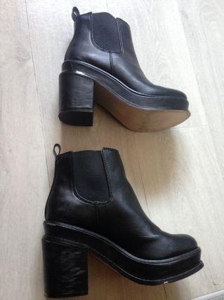 Chaussures à talons noires Asos