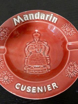 ANCIEN CENDRIER PUBLICITAIRE MANDARIN