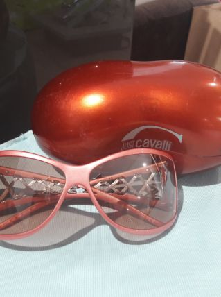 Lunette Just Cavalli rose