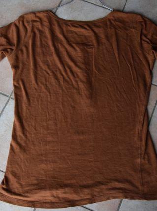 t-shirt  pimkie manches longues