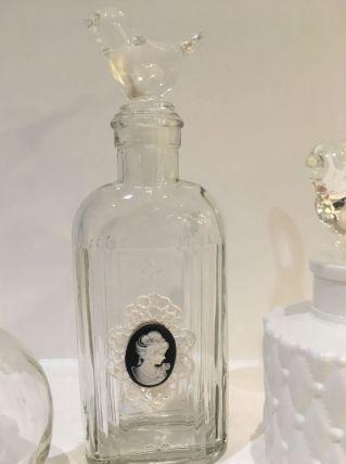 3 flacons parfumeur vintage