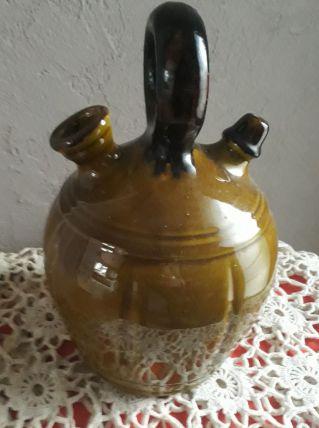 cruche, cruchon, chevrette ancien, couleur style vintage