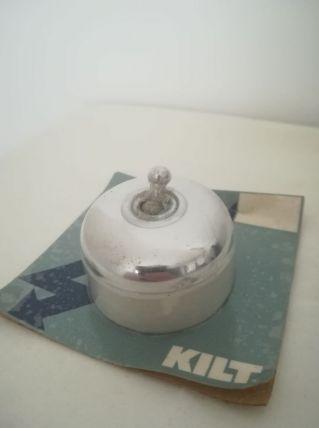 Interrupteur à levier porcelaine