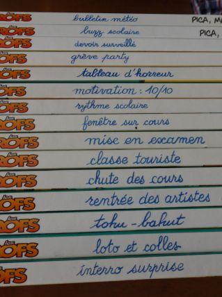 collection les profs 15 tomes +1 hors serie gratuit