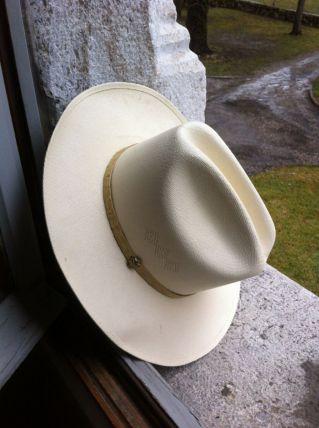 Authentique chapeau cow boy Tucson