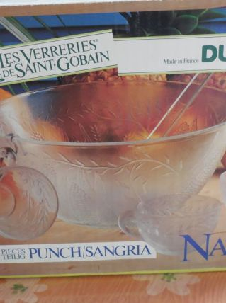 Service à sangria/punch Duralex