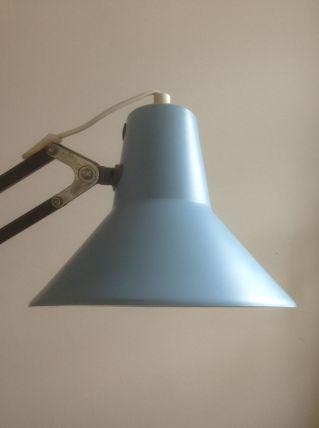 Lampe de bureau à Fixer années 1980