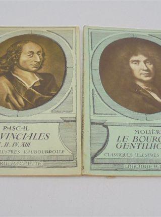 """2 x """"classiques illustrés Vaubourdolle"""""""