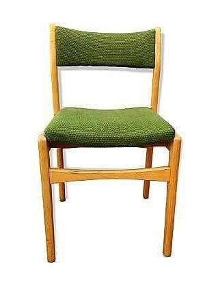 4 chaises vintage 1960 Design scandinave