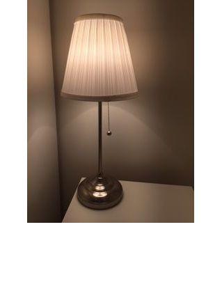 Lampe de chevet + ampoule NEUVE