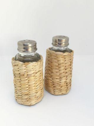 Duo Salière poivrière