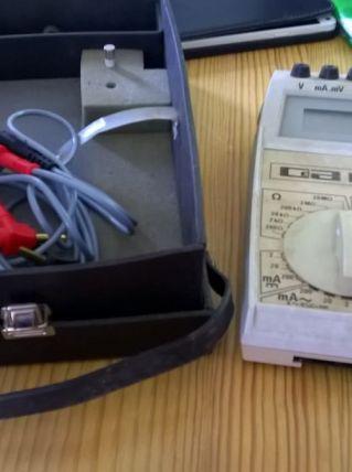 Multimètre CDA 650