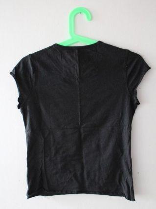 T-shirt Pacha Ibiza noir et rouge taille XS