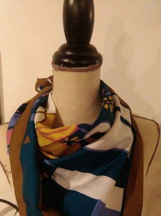 Foulard châle taille unique