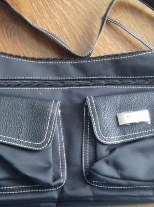 sac noir neuf marque PAQUETAGE