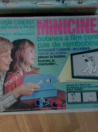 MINI CINE ANNEES 60