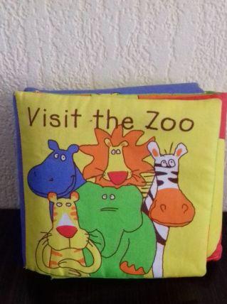 livre en tissu en anglais