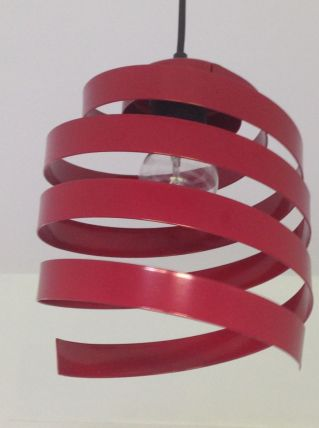 Luminaire rouge luckyfind for Luminaire rouge