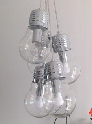 Luminaire 5 ampoules