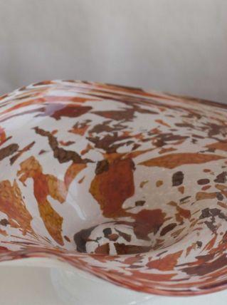 Petite coupelle dans l'esprit de Murano