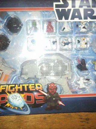 Fighter Pods Starwars
